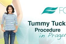 Tummy Tuck / Tummy Tuck is a surgical operation to remove excess flesh from the abdomen, for cosmetic purposes.