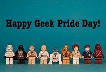 Geek Day / Feliz día mis pequeños saltamontes