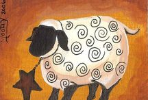 Sheep Primitive