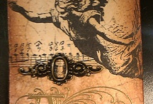 Tim holtz joyful song / Stampers anonymous  / by carol curran