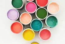 Graphic Design - Colour Palettes