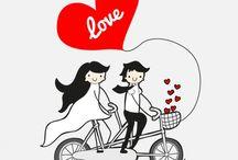 casais apaixonados