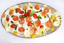 Aperitivo Arte Bianca...esplosione di colori!!! / Fresco, leggero e nutriente...l'aperitivo ideale prima di andare in spiaggia, o in serata con gli amici prima di uscire!