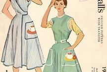 Sewing Patterns : 1950's