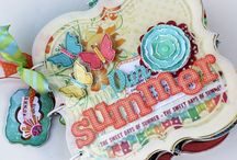 Scrapbooking Therapy / by DeAnn Davies