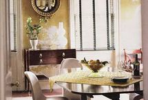 The perfect dinning rooms