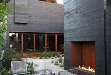 Outdoor Fire Places, Pits, & Pots