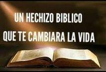 hechizos biblicos