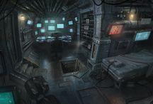 cyberpunk, futurism, utopia, distopia
