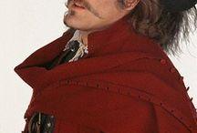 Cyrano de Bergerac costumes
