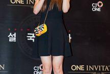 Miss A / Fei, Min, Jia, Suzy. Bias: Fei