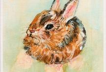 Rabbits / Rabbits / by Lisa Brown