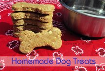 Biscuits pour mes chiens