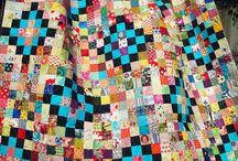 Quilt - squares
