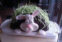 Meine Torten zu Ostern