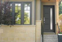 Entry Doors / Whether You're Entering Your Home from the Side, Back or Garage; Your Door Can Still be Beautiful, Functional & Energy Efficient.