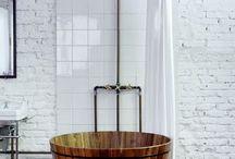 B A T H S   T H E M E / interior design, architecture, bathroom design, ideas for interior decorating, home decor