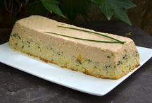 terrine de saumon cabiĺlaud