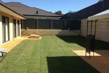 Marangaroo Landscaping Project / Landscape design Perth - our finished work in Marangaroo.
