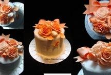 Cakes / by Rainy Parton