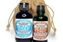 GRŌMD / Beard and hair care / by Kyle Younkman
