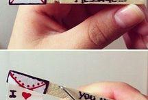 Ideeën voor valentijn