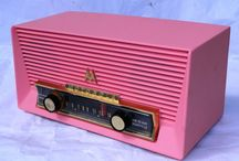 Pink Radios & Televisions & Pickups