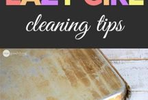 cleaning tips...