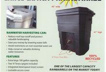 Green Living / How to Live Green & Be Eco Friendly  http://www.gutterdepot.ca #gutterdepot