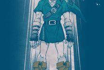 (The art of) Zelda