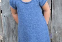 Knit kid's wear