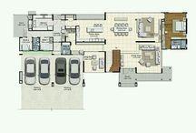 My house and denim denim house