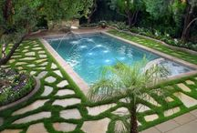 pool ideas / by Hadeel Abdelmageed