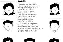 faccia e corpo