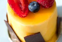Desserts : Bavarois