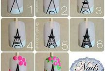 step to step manicure