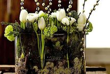 Flower Arrangement etc. / How to make fresh flowers even more joyable