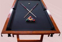 DIY pool table build