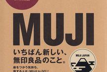広告デザインMUJI