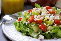 Salade / Sauce
