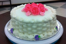 cake decorating / by Butch Bolinger