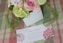 Baby shower ideas  / by Lois Zacharopoulos