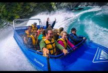 BEHIND THE SCENES - JETBOATING! - PLAY ON IN NEW ZEALAND!