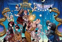 Anime - Summer 2014 / Season of sequels that won`t disappoint.  Enough for any fan to squeel with delight. Leave a comment of what you think of each show and we'll add it to our wiki with link back to your Pinterest account.