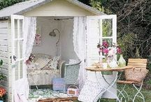 shed shabby chic