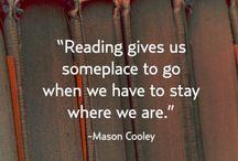 Books, reading and writing / Books, reading and writing