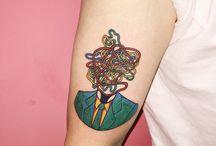 Kontempeler tattoo