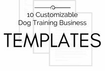 Dog Training Business Products