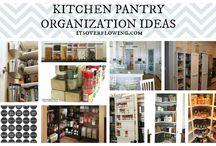 Pantry Ideas