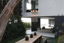 Tendance extérieur / Les terrasses, patios et extérieurs tendance que Carole et Juliette sélectionnent pour vous.